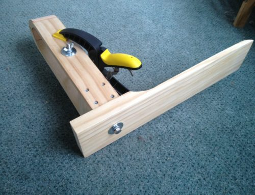 Tool Review: Tandy's Pro Lacing and Stitching Pony