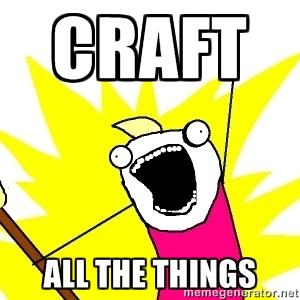 craft all the things