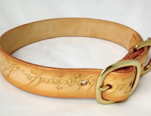 The One Ring Collar