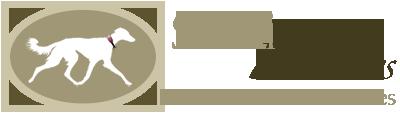 Logo Saluki Feathers