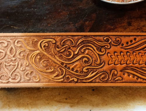 Making of the Game of Thrones Belt