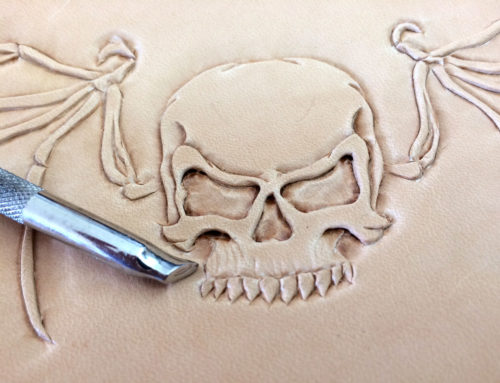 Making of the Skull Cuff